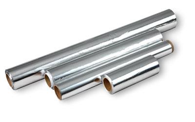 Bobines d'aluminium sur-mesure, entre 20 et 2000 mm.