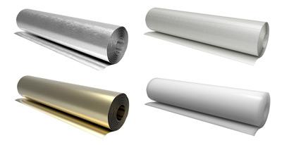 Nous livrons également de petites quantités d'aluminium, de PET, de PE, de feuilles composites, de cuivre, d'acier inoxydable et de papier.