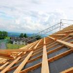L'isolation de toitures à l'aide de film aluminium